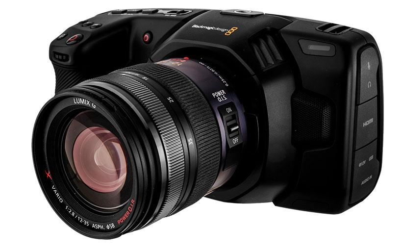 Blackmagic Pocket Cinema Camera 4k Test Pro Moviemaker