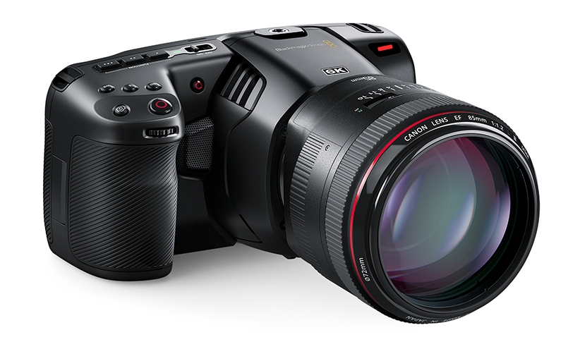 Blackmagic Design Announces Four New Products Including The Pocket Cinema Camera 6k Pro Moviemaker