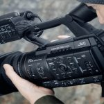JVC GY-HC500 camcorder