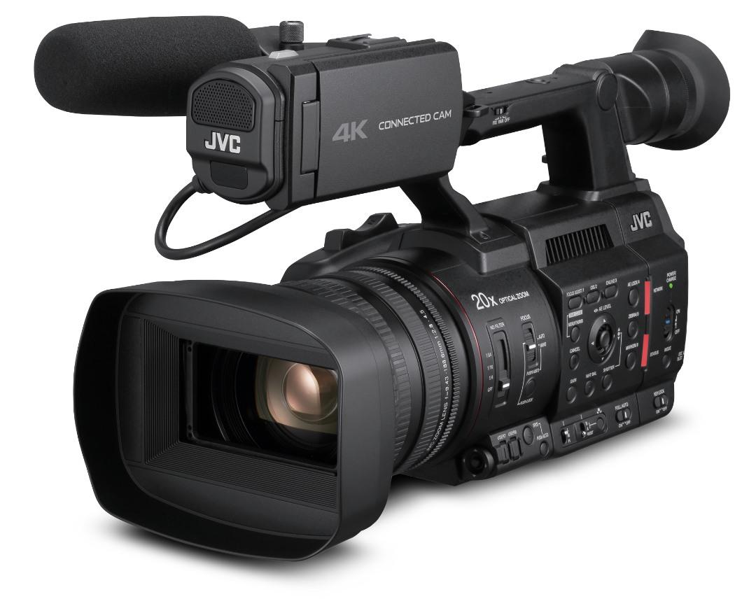 JVC GY HC500
